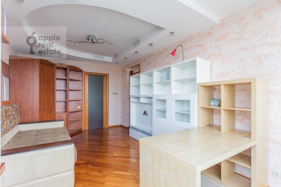 Детская комната / Кабинет в 4-комнатной квартире по адресу Вернадского пр-т. 92