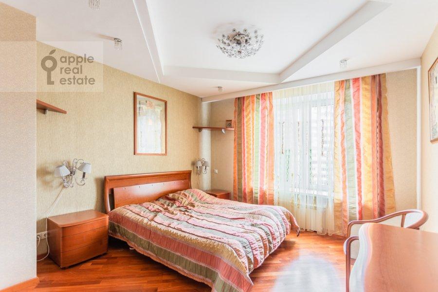 Спальня в 4-комнатной квартире по адресу Вернадского пр-т. 92