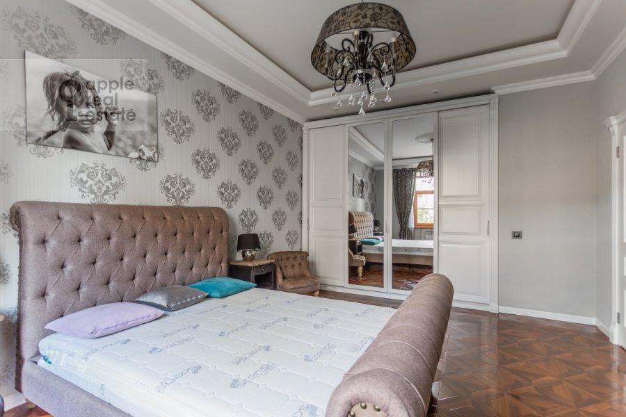 Спальня в 2-комнатной квартире по адресу Земляной Вал ул. 38-40/15с9