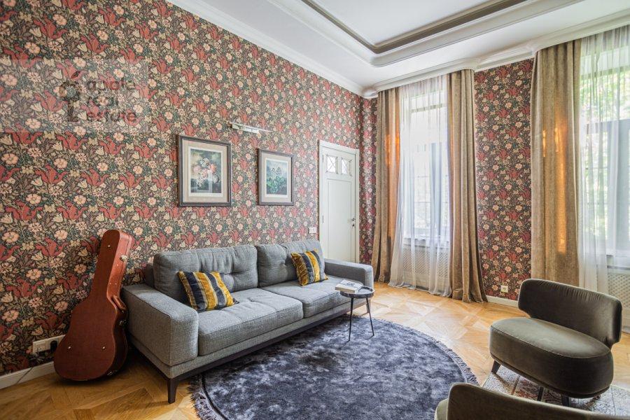 Children's room / Cabinet of the 4-room apartment at Sadovaya Bol'shaya ul. 10