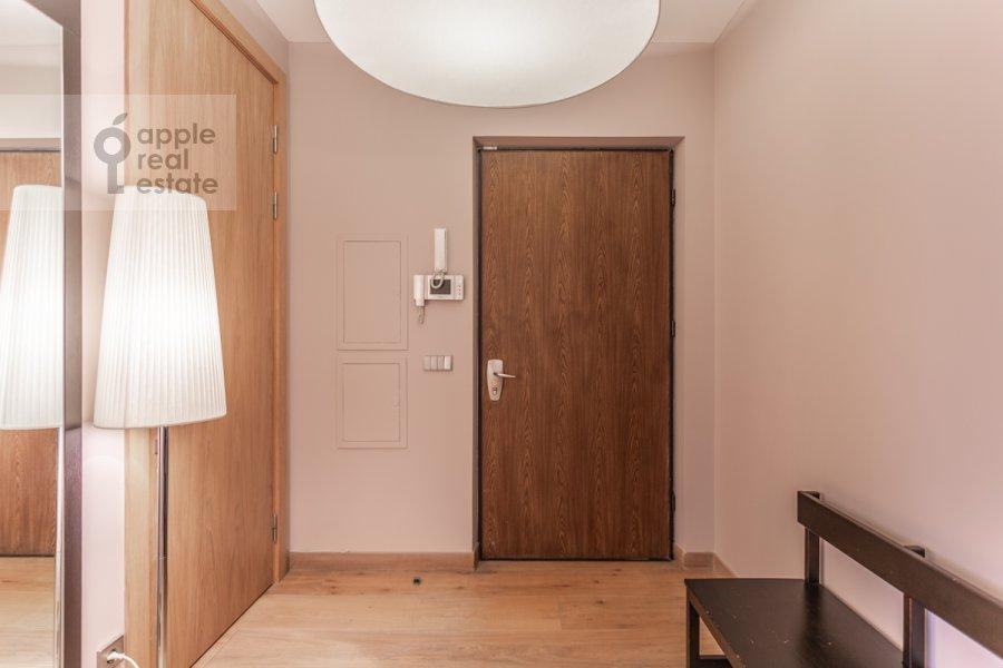 Corridor of the 3-room apartment at Dokhturovskiy pereulok 6