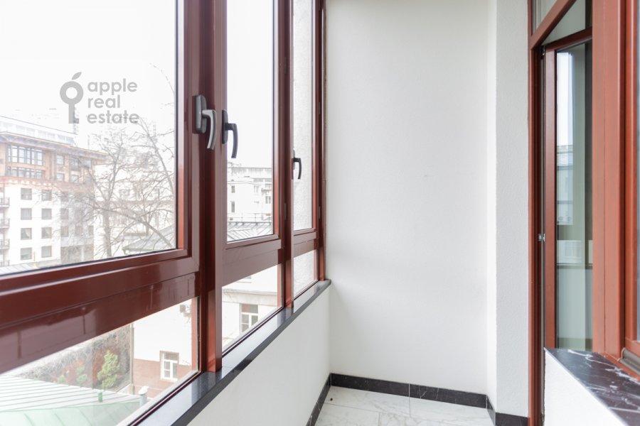 Балкон / Терраса / Лоджия в 3-комнатной квартире по адресу Гоголевский бульвар 29