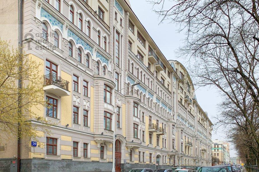 Фото дома 3-комнатной квартиры по адресу Гоголевский бульвар 29