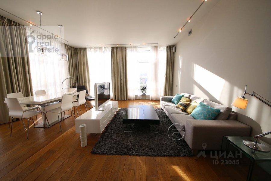 4-комнатная квартира по адресу Островной пр. 8
