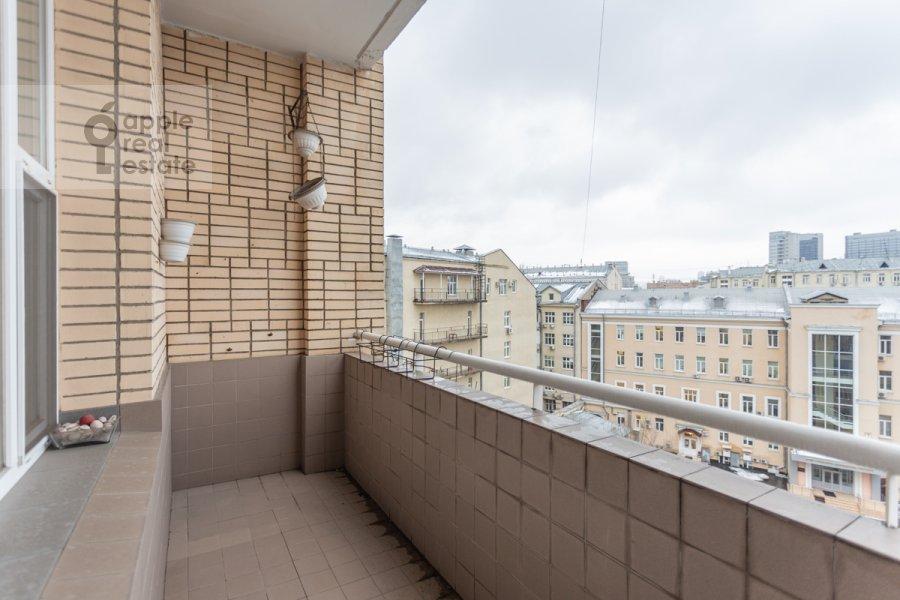 Балкон / Терраса / Лоджия в 4-комнатной квартире по адресу Плотников пер. 13