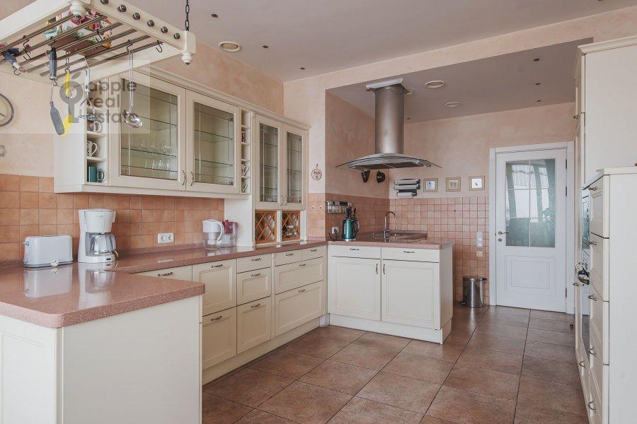 Kitchen of the 3-room apartment at Leninskiy  pr-t. 98k1