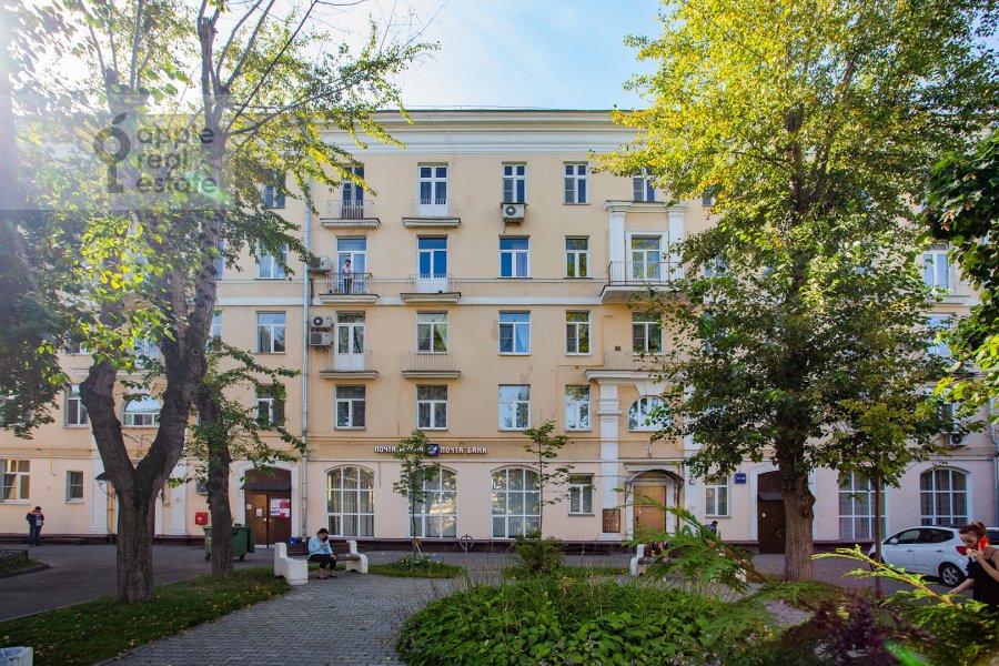 Фото дома 2-комнатной квартиры по адресу Большая Ордынка 34/38