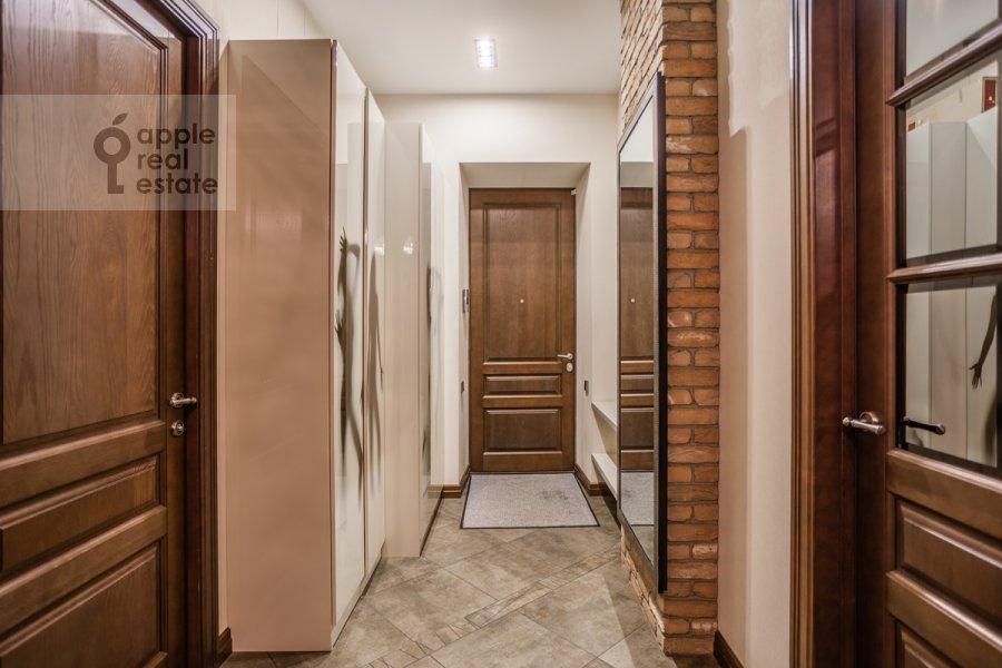 Коридор в 4-комнатной квартире по адресу Сверчков пер. 10