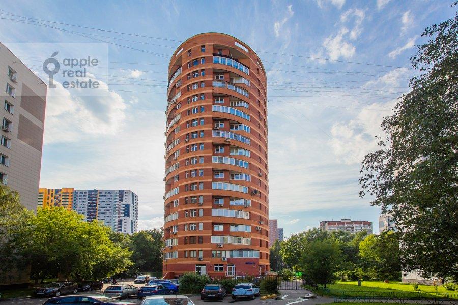 Фото дома 3-комнатной квартиры по адресу Полоцкая ул. 31