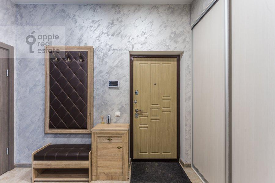 Corridor of the 2-room apartment at Belomorskaya ul. 11k1