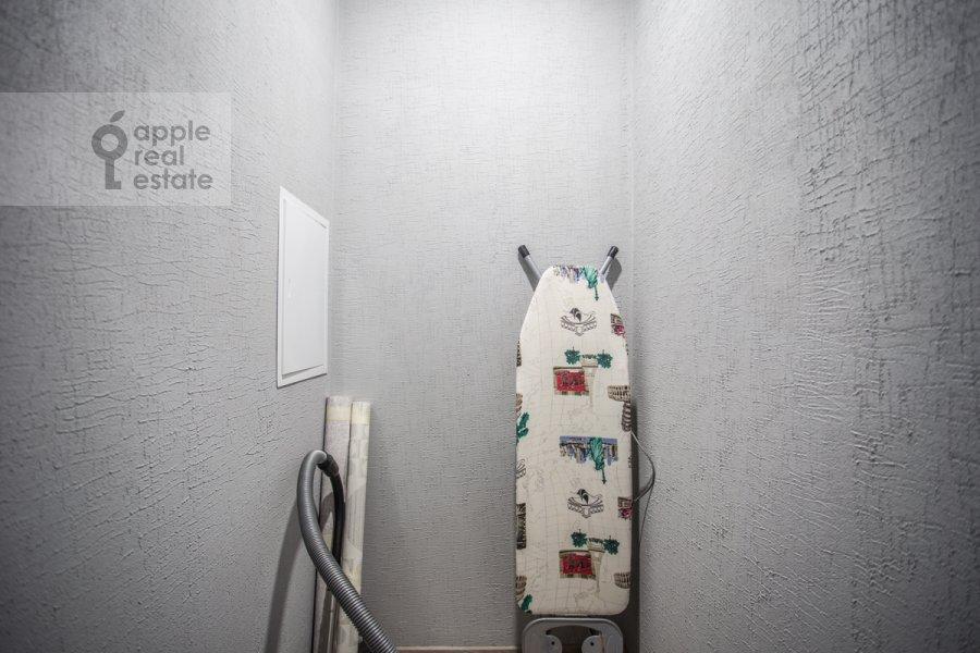 Walk-in closet / Laundry room / Storage room of the 2-room apartment at Belomorskaya ul. 11k1