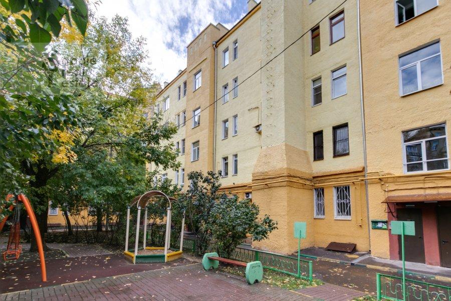Фото дома 3-комнатной квартиры по адресу Студенческая ул. 39