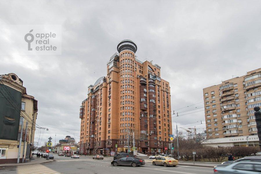 Фото дома 2-комнатной квартиры по адресу Грузинская Большая ул. 37с2