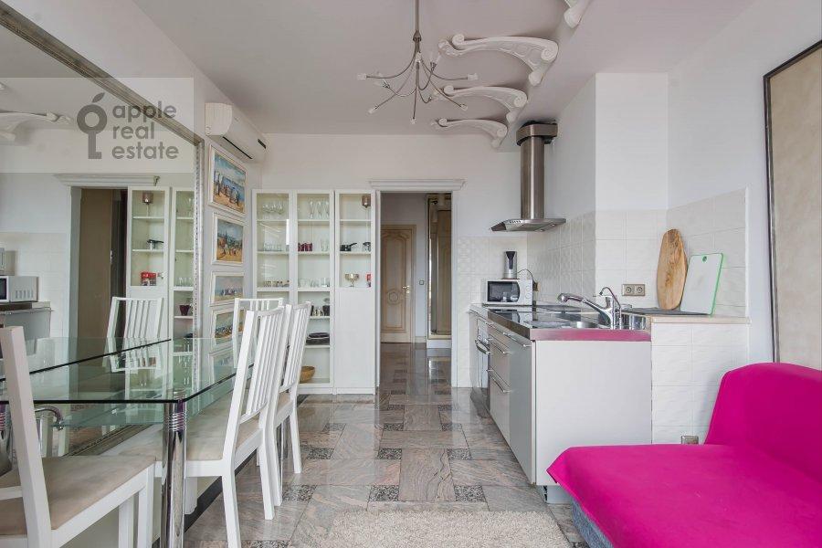 Кухня в 2-комнатной квартире по адресу Грузинская Большая ул. 37с2
