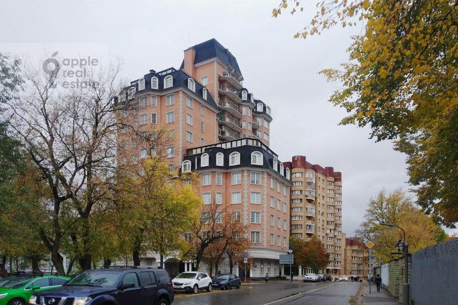 Фото дома 3-комнатной квартиры по адресу Большая Грузинская ул. 19
