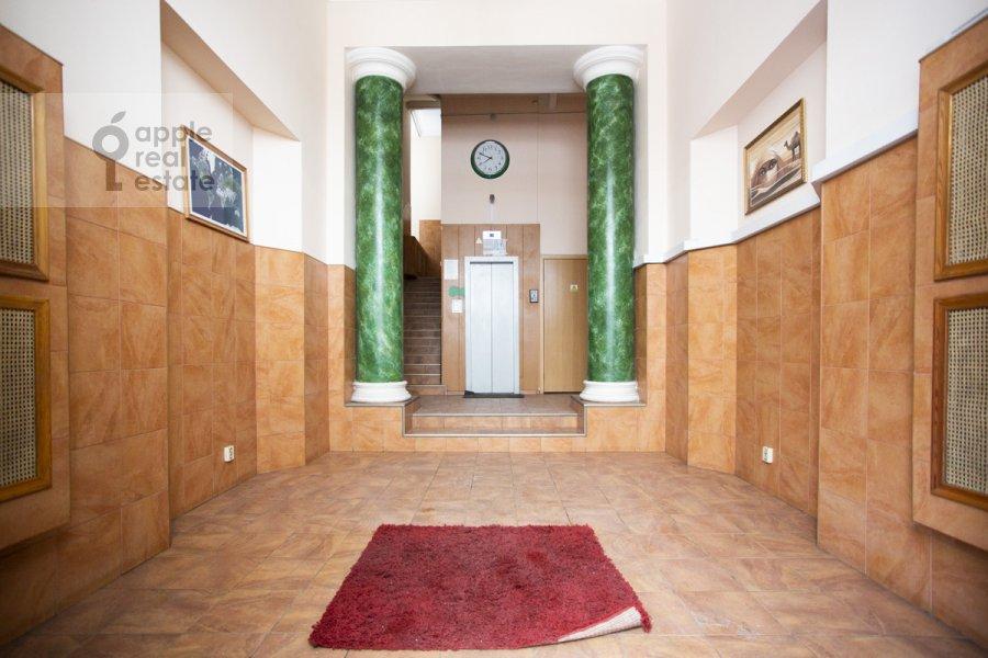 Photo of the house of the 4-room apartment at Sadovaya-Chernogryazskaya ul. 3Bs1
