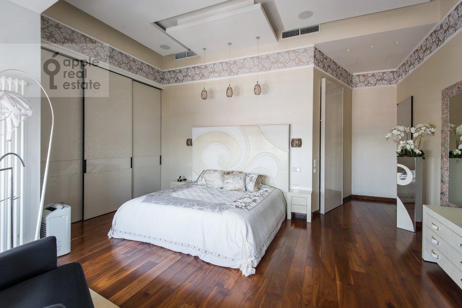 Спальня в 4-комнатной квартире по адресу Весковский туп. 3