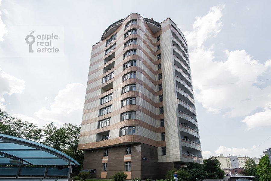 Фото дома 4-комнатной квартиры по адресу Весковский туп. 3