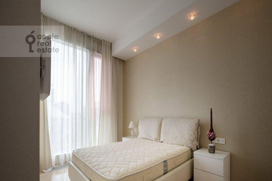Спальня в 3-комнатной квартире по адресу Большая Грузинская ул. 69