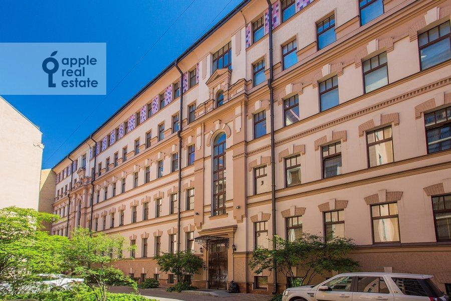 Фото дома 4-комнатной квартиры по адресу Палашевский Большой пер. 1с2