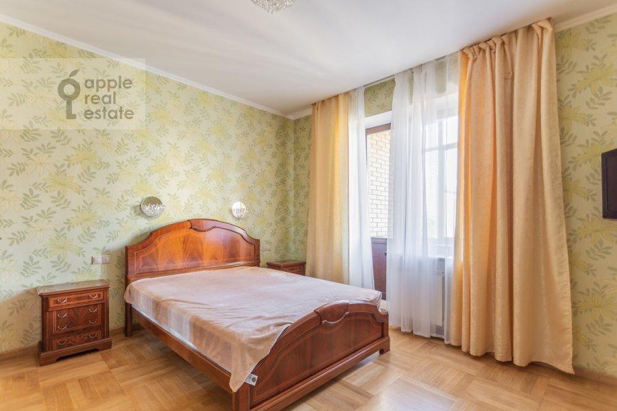 Спальня в 2-комнатной квартире по адресу Протопоповский пер. 17с2