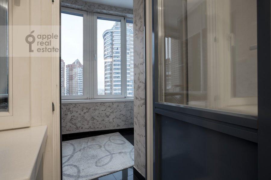 Балкон / Терраса / Лоджия в 4-комнатной квартире по адресу Ленинский пр-т. 98к1