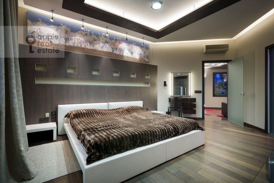 Спальня в 4-комнатной квартире по адресу Ленинский пр-т. 98к1