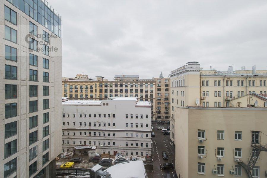View from the window of the 2-room apartment at Bol'shaya Sadovaya ul. 5k1