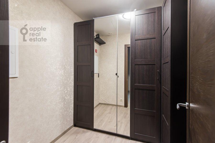 Walk-in closet / Laundry room / Storage room of the 2-room apartment at Bol'shaya Sadovaya ul. 5k1