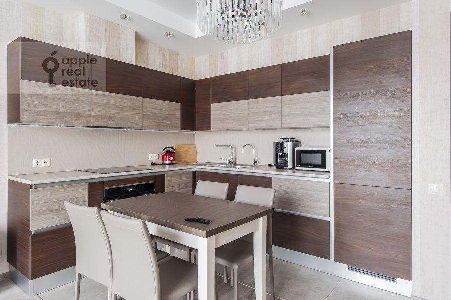 Kitchen of the 2-room apartment at Bol'shaya Sadovaya ul. 5k1