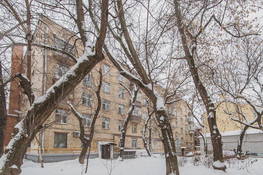 Фото дома 3-комнатной квартиры по адресу Леонтьевский пер. 6с2