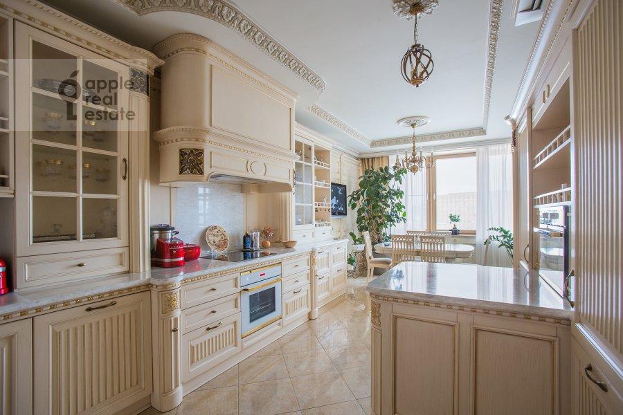 Kitchen of the 5-room apartment at Filippovskiy per. 8s1