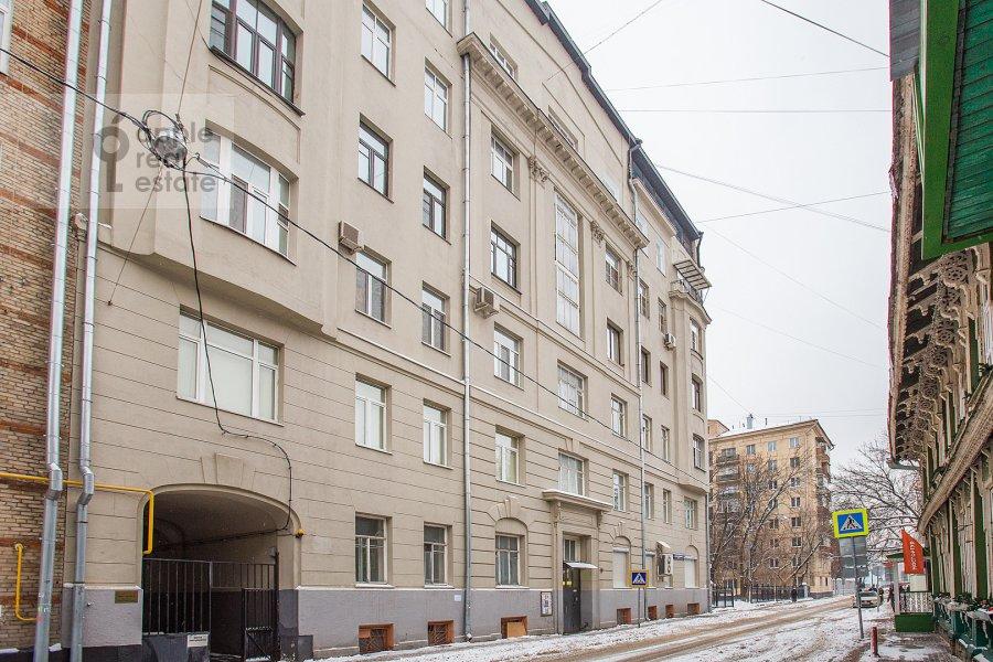 Фото дома 5-комнатной квартиры по адресу Огородная Слобода пер. 14