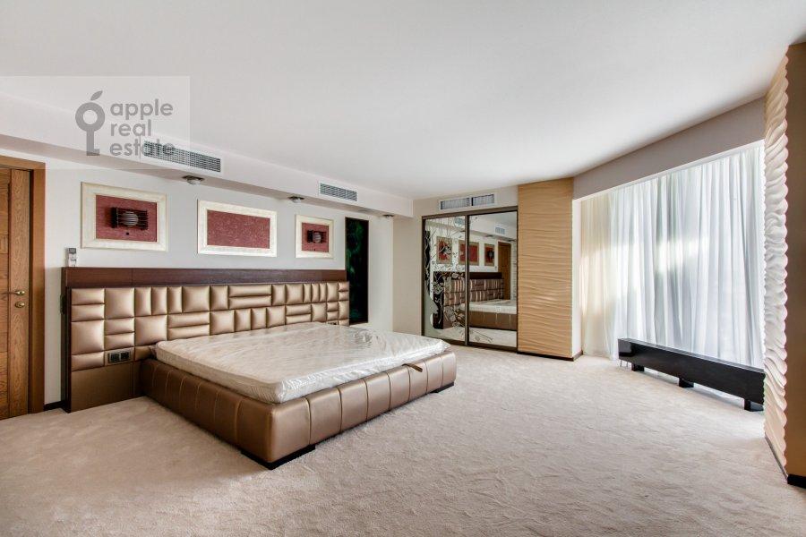 Спальня в 6-комнатной квартире по адресу Донелайтиса проезд 31