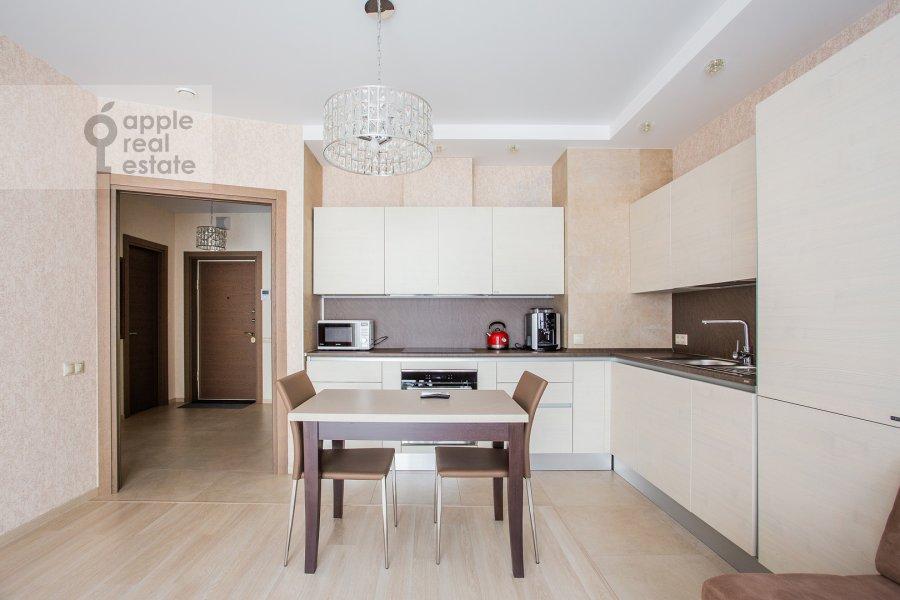 Kitchen of the 2-room apartment at Bol'shaya Sadovaya ulitsa 5k1