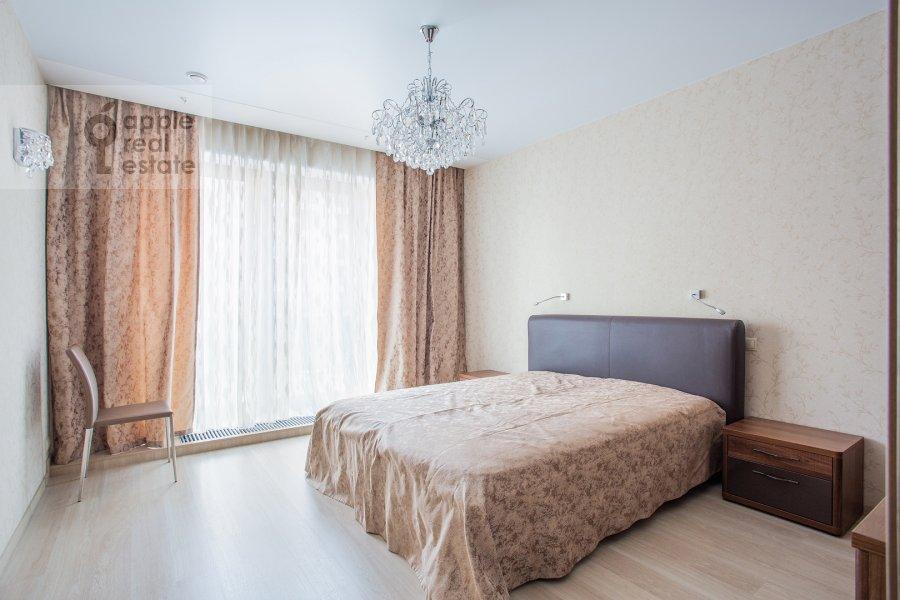 Bedroom of the 2-room apartment at Bol'shaya Sadovaya ulitsa 5k1