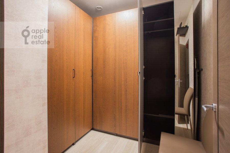 Walk-in closet / Laundry room / Storage room of the 2-room apartment at Bol'shaya Sadovaya ulitsa 5k1